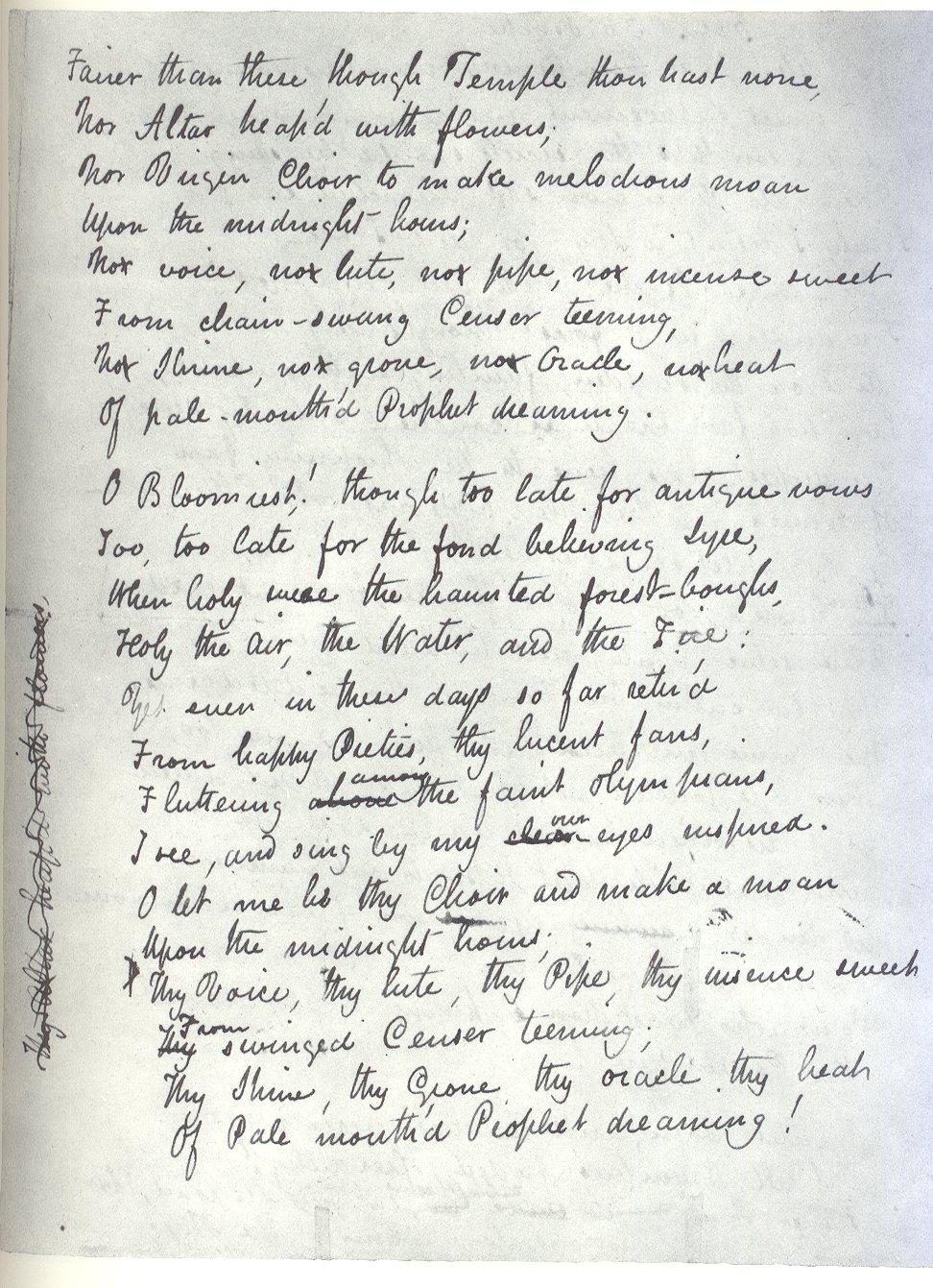 Letter  Volume