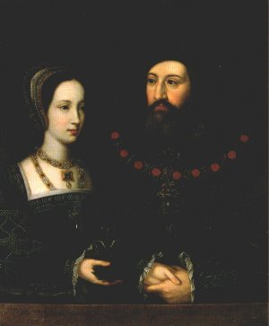 Another Version Of the Marriage Portrait