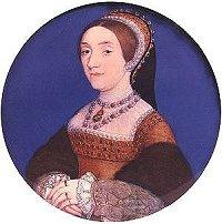 miniature portrait of Queen Catherine Howard
