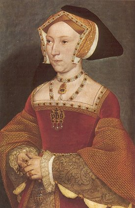portrait of Jane Seymour by an unknown artist