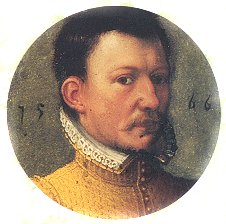 Mary's third husband, James Hepburn, Lord Bothwell