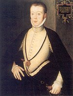 Mary's second husband, Henry Stuart, Lord Darnley