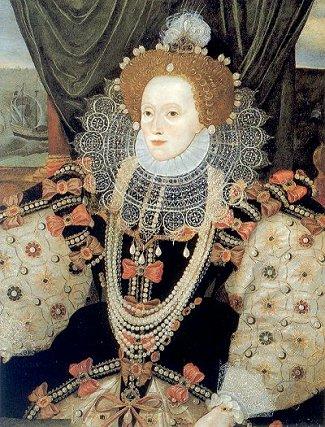 queen elizabeth 1 portrait. Portrait#39; of Elizabeth I
