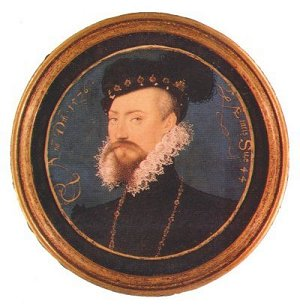 Elizabeth I's greatest love, Sir Robert Dudley