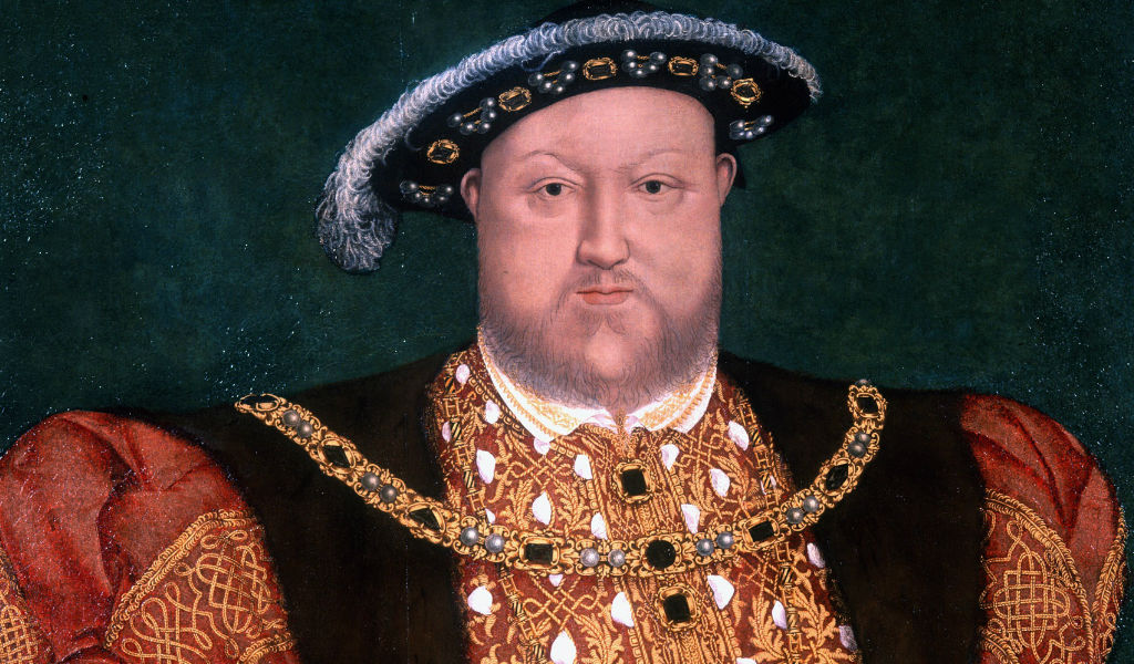 a biography of king henry 8