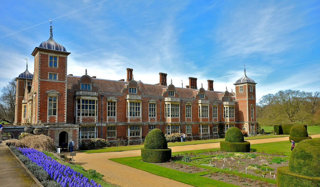 The Boleyn family home