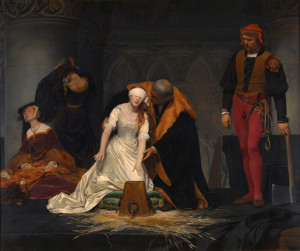 Lady Jane Grey - Facts, Biography, Information & Portraits