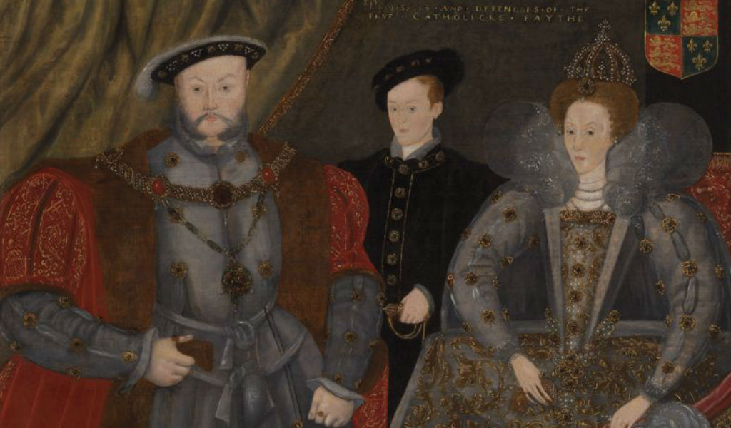 King Edward VI Tudor Monarchs Facts, Information & Pictures