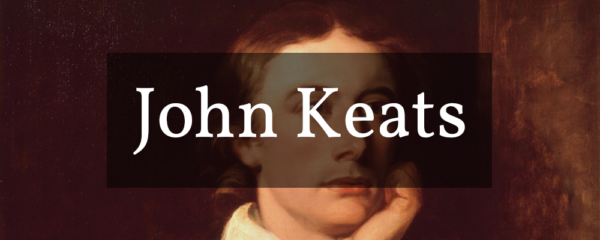 john keats writing style I love the way keats uses alliteration, assonance and consonance in his work to create interior rhymes and rhythms these devices can be subtle, but the effect--especially when reading keats's works aloud--is to create a luscious kind of music.