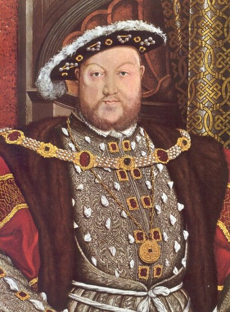 Portraits Of King Henry Viii English History