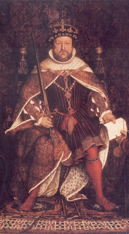 Artists Who Painted Henry Viii